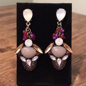Jewelry - Lovely rich in color and elegance, post style, NEW